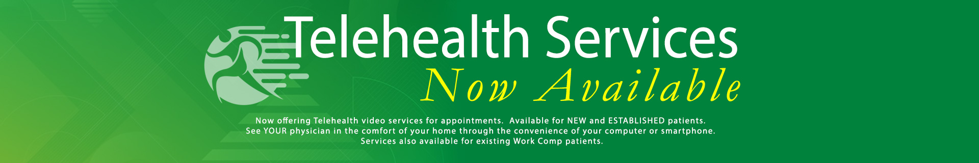 Orthocollier - Telehealth Services Now Available